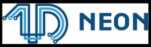 1D-neon logo